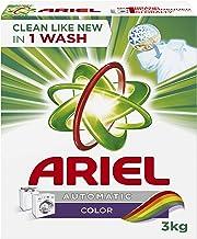 Ariel Automatic Powder Laundry Detergent, Color, 3 KG