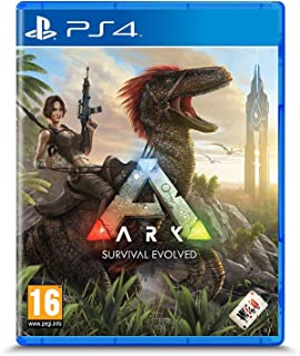 ARK SURVIVAL EVOLVED PlayStation 4 by Studio Wildcard