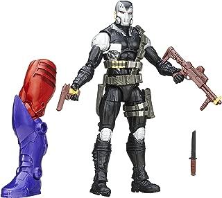 Marvel 6 Inch Legends Mercenaries of Mayhem Scourge Action Figure (Build Red Skull)