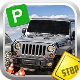 Jeep Aparcamiento simulador 3D