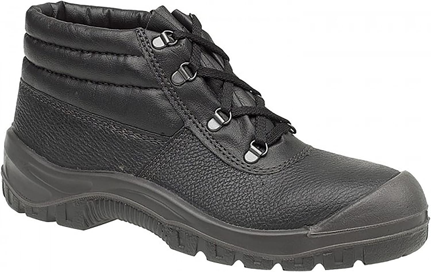 Centek FS83 Safety Boot   Womens Ladies Boots (8 US) (Black)