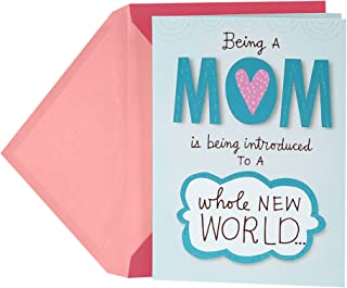 Hallmark 1st Mother's Day Card (Being a Mom)