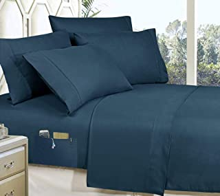 Best fitted sheet with side pocket Reviews