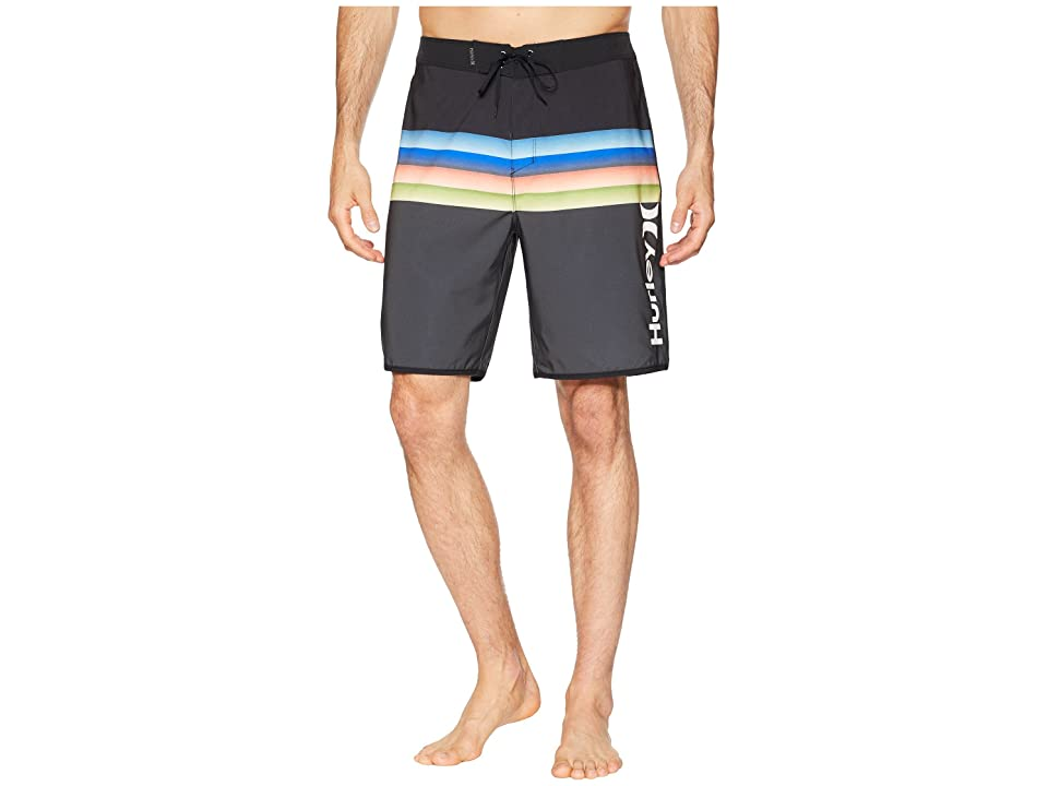 Hurley Phantom Chill 20 Stretch Boardshorts (Black) Men