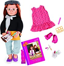 Our Generation Sabina-Deluxe Doll with Book 18