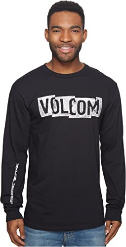 Volcom - Edge Long Sleeve Tee