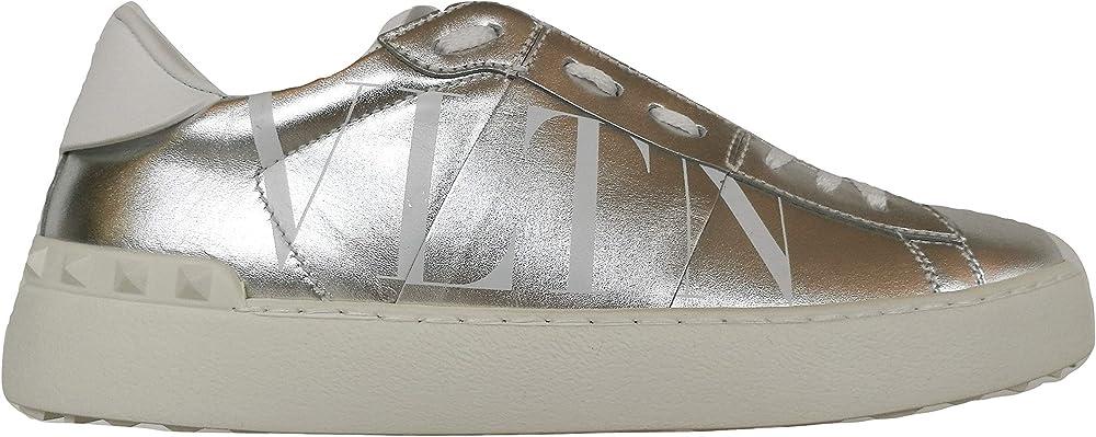 Valentino scarpe a sneakers per donna, in pelle UW2S0781