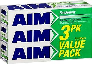 AIM Freshmint Toothpaste 3PK
