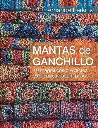 Libro: Mantas DE GANCHILLOhttps://amzn.to/34Er8Lu