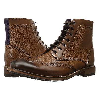 Ted Baker Sealls 3 (Tan Leather) Men