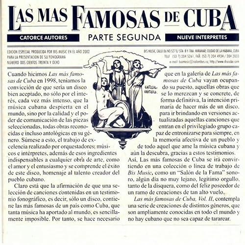 Las Más Famosas de Cuba