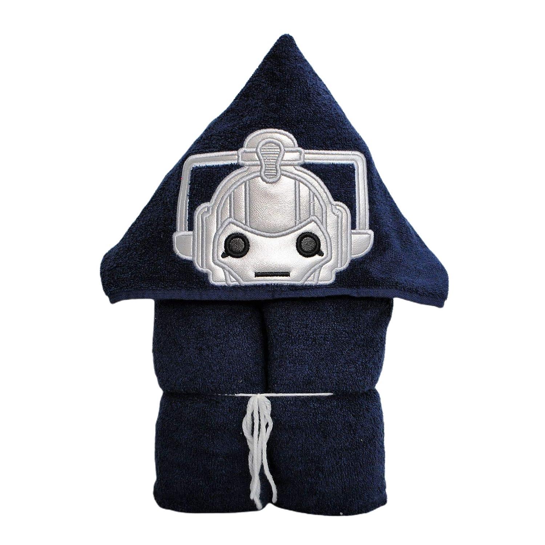 Very popular Who Evil Cyber Robot Hooded Bath Child Tween - Towel Denver Mall Baby