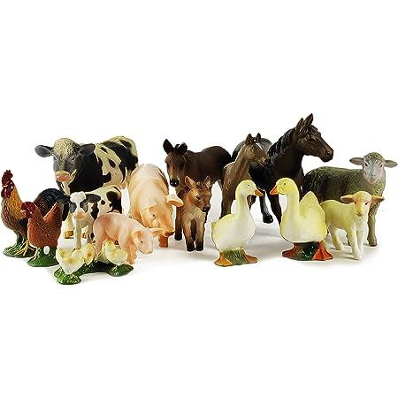 Nature World Farm Animals 9 Pieces