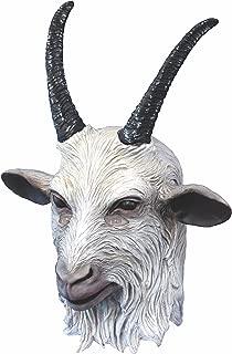 realistic goat head mask