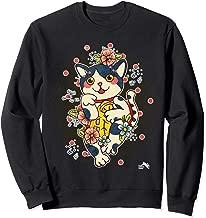 Cute Lucky Cat Fortune Cat T Shirt Asian Inspired