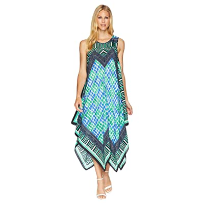 NIC+ZOE Deja Vu Dress (Multi) Women