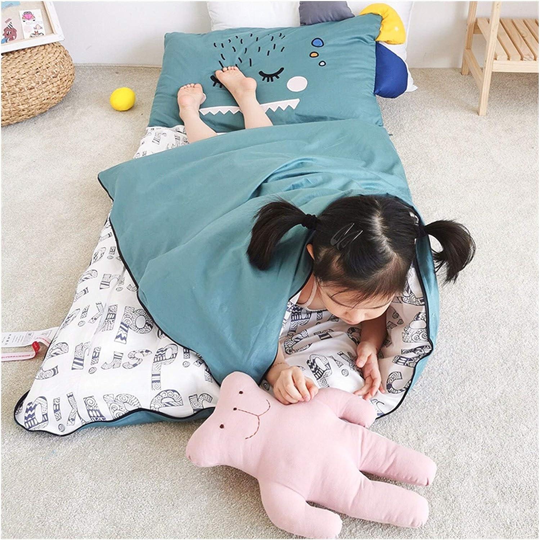 HAYI Enfants Sac de couchage Coton Baby Sleepsack Cuve d'oreiller Sommeil Coussin Coussin Multifunctionding (Color : BXX050H) BXX050F