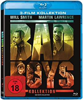 Bad Boys 1-3 Blu-ray