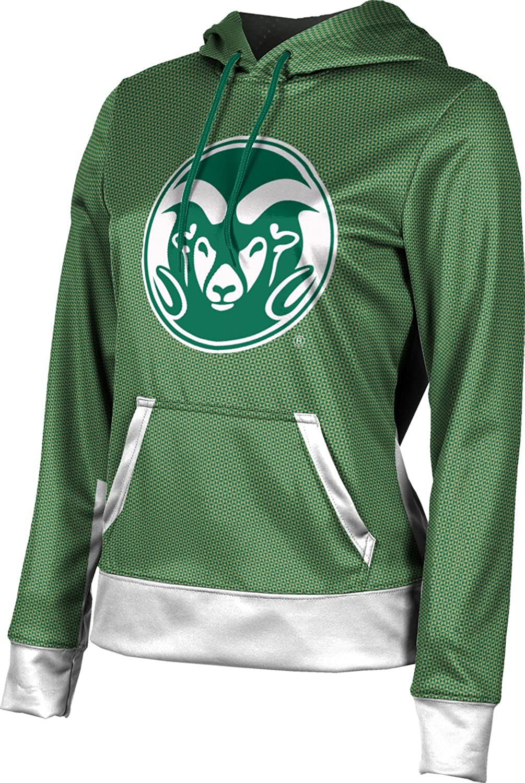 Colorado State University Girls' Pullover Hoodie, School Spirit Sweatshirt (Embrace)