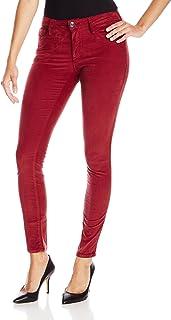 True Religion Women's Halle Midrise Super-Skinny Cord Pant