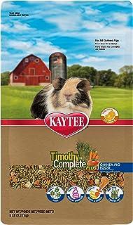 Kaytee Timothy Complete Guinea Pig Food