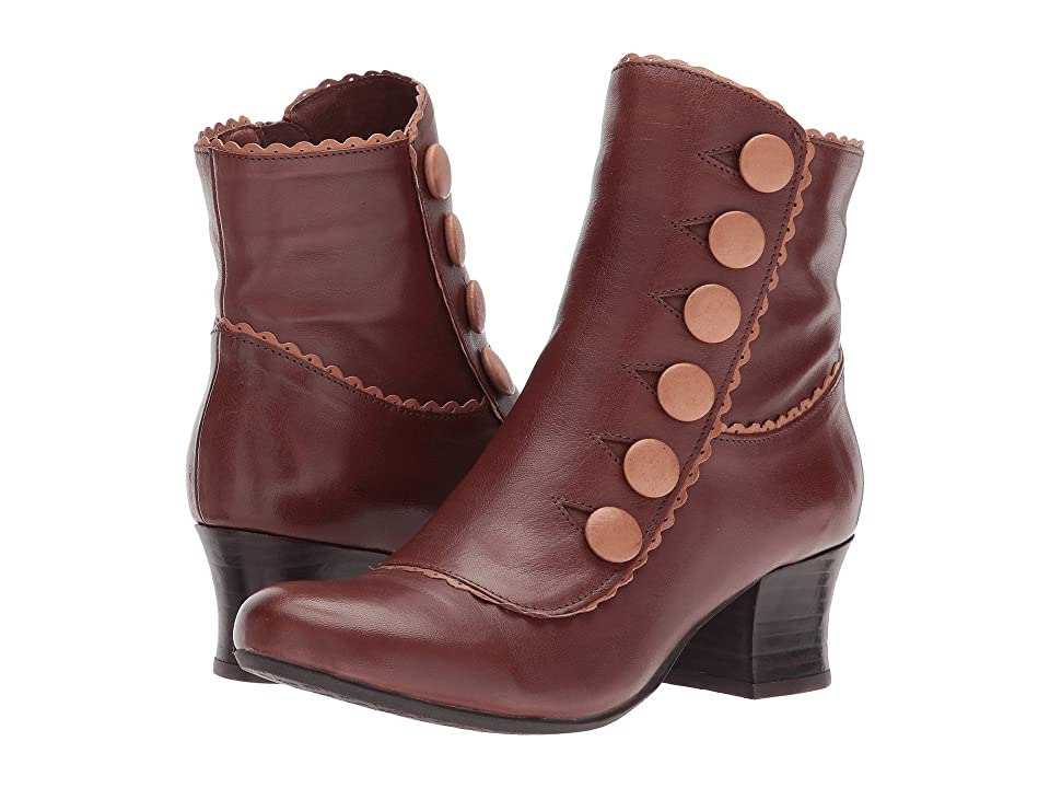 Vintage Boots- Winter Rain and Snow Boots Miz Mooz Fido Brown Womens Shoes $174.95 AT vintagedancer.com