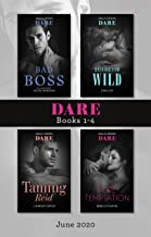 Dare Box Set 1-4 June 2020/Bad Boss/Driving Him Wild/Taming Reid/Pure Temptation (Billion $ Bastards)