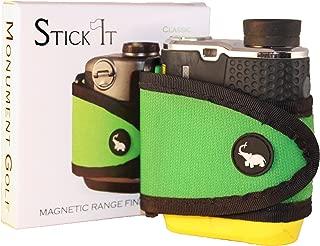 STICKIT Magnetic Rangefinder Strap