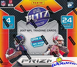 2017 panini prizm football retail