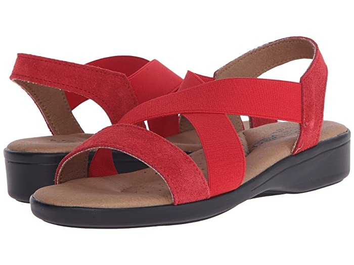 Arcopedico  Monterey (Red) Womens  Shoes