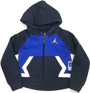 Jordan Toddler Boys Full-Zip Hoodie Hyper Royal 2T