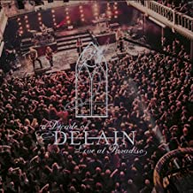 Decade Of Delain-Live At Paradesso