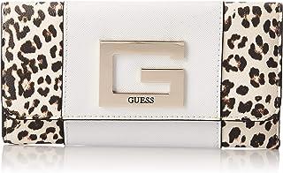 Guess Womens Wallet, Leopard Multi - LD669166