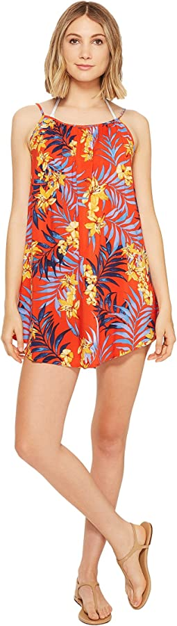 Tropicana Dress Cover-Up