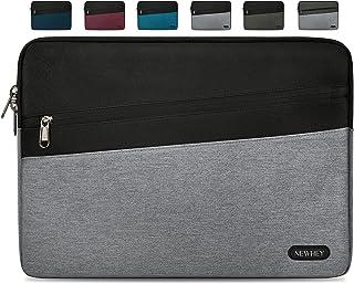 NEWHEY Housse Ordinateur Portable 14 Pouces Étanche Sacoche Pochette Ordinateur Portable Protection Antichoc Compatible av...