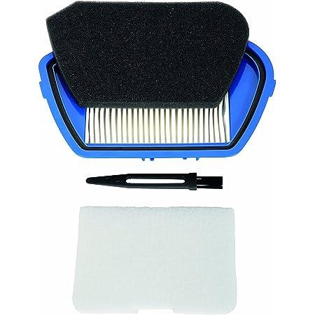 vhbw Set de filtros de aspirador compatible con Rowenta City Space Cyclonic RO2522 RO2529WA4Q0 aspiradoras; Hepa espuma RO2529WA filtro micro