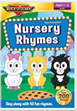 Nursery Rhymes DVD - Sing Along with 40 fun rhymes.
