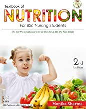 Textbook Of Nutrition For Bsc Nursing Students 2Ed (Pb 2020)