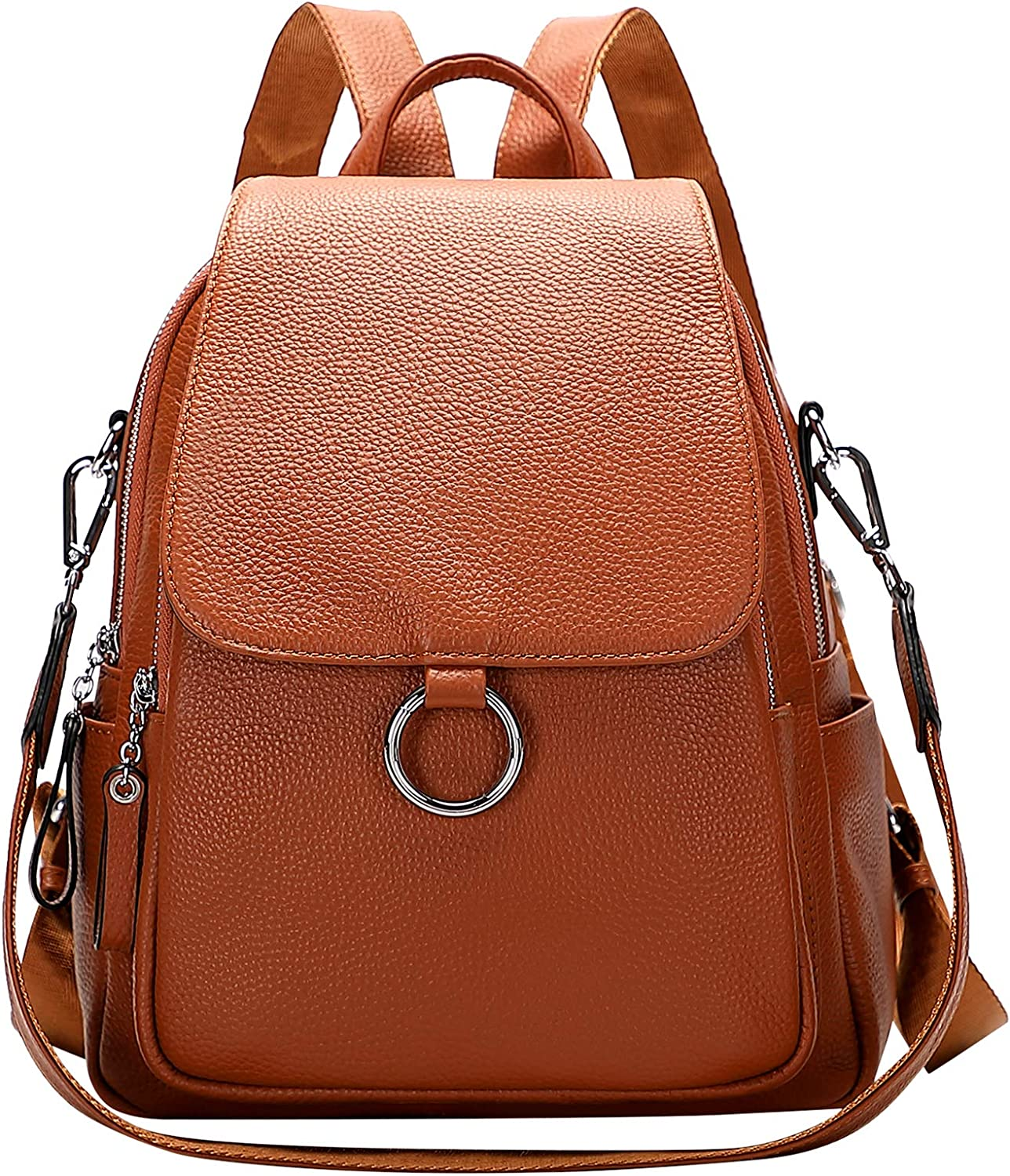 ALTOSY Women Leather Backpack Purse S Convertible Ladies Max 68% OFF 55% OFF Fashion