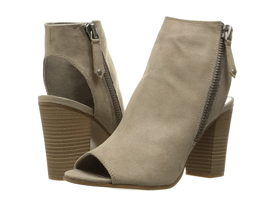 Madden Girl Ninaaa (Taupe Fabric) Women