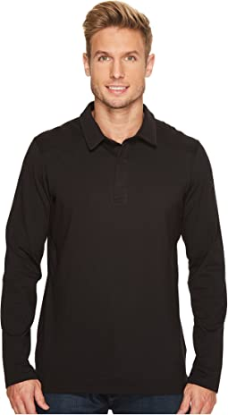 Captive Long Sleeve Polo