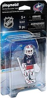 PLAYMOBIL NHL Columbus Blue Jackets Goalie