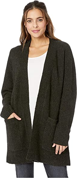 Long Sleeve Overcoat Cardigan