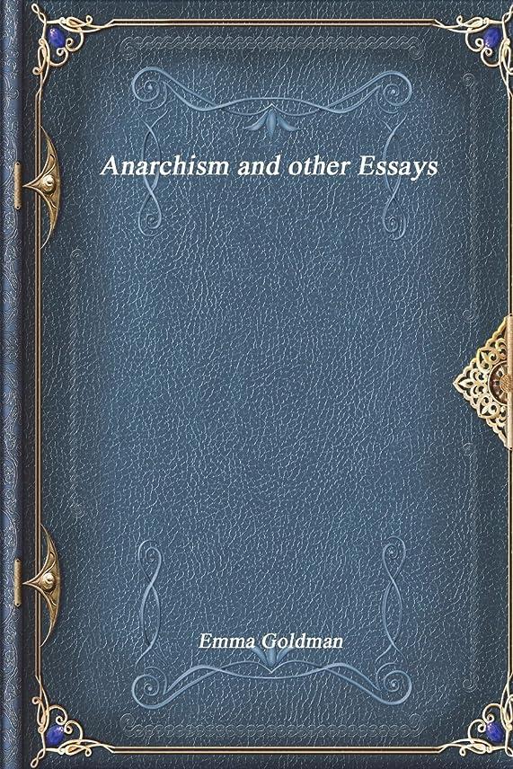 子羊教イディオムAnarchism and other Essays