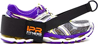 "IPR Fitness Glute Kickback LITE""Patented"" 100% Made in The USA I Foot Based Ankle Strap for Cable Machine Attachment"