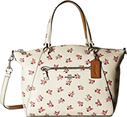 Floral Bloom Prairie Satchel