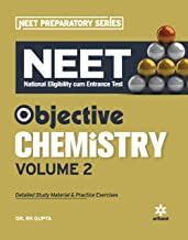 Objective Chemistry for NEET - Vol. 2 2021