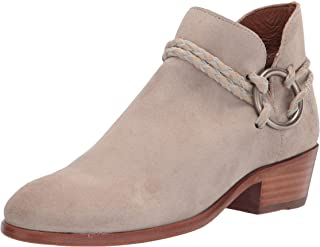 Frye Women's Carson Braided Harness Ankle Boot