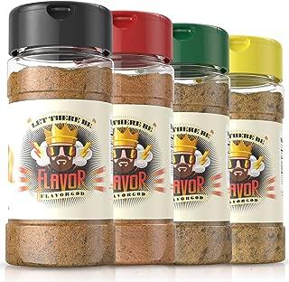 Flavor God Seasonings, 5oz, Pack Of 4