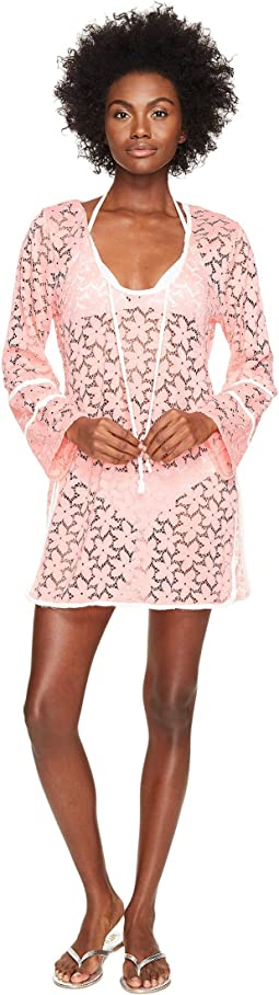 Letarte - Lace Tunic Cover-Up